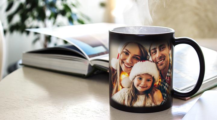 Give a personalised mug for Christmas