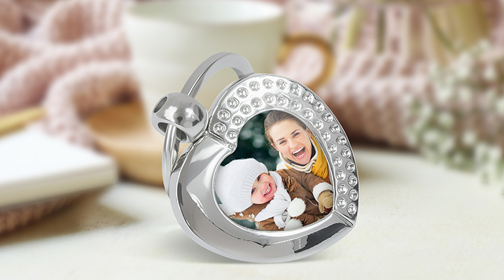 Personalised Keyring for Christmas