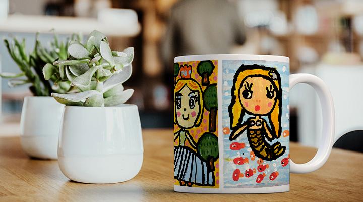 Personalised Mug Gift
