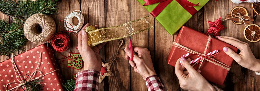 Give a unique Christmas gift