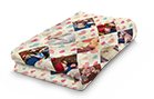 Mink Touch Photo Blanket