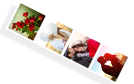 Giant Instagram Photo Strip