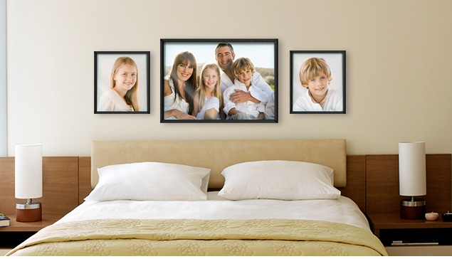 Framed Photo Prints - Order Framed Photo Printing Online from Printerpix