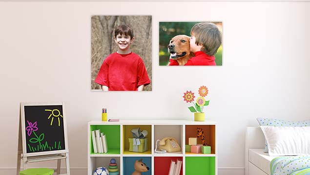 Photo Enlargement - Order Enlarged Photo Prints Online from Printerpix
